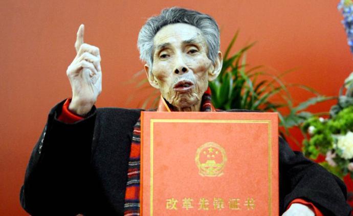 改革先鋒謝高華去世:他催生了義烏小商品市場,力挺農民經商