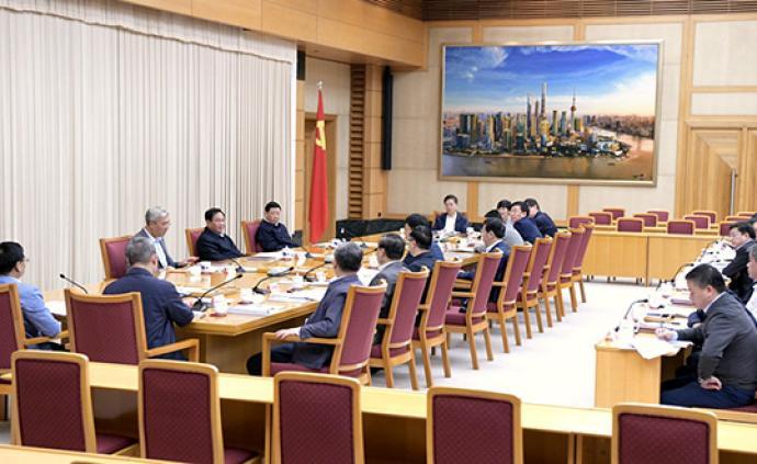 學前教育、職業教育…上海市委深改委會議提到這些關鍵詞
