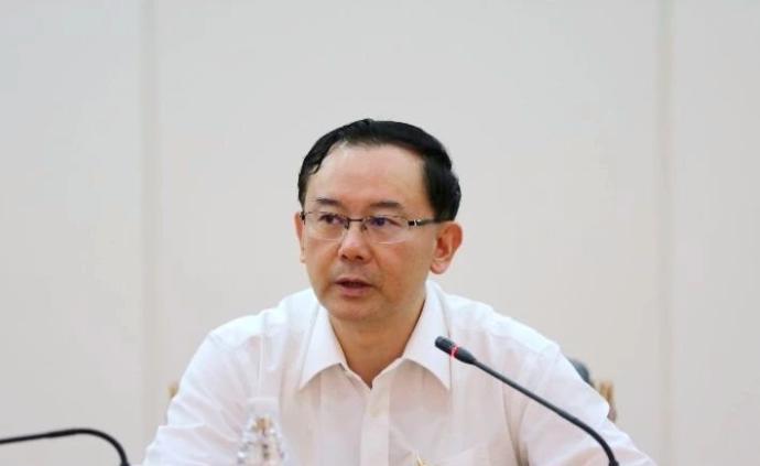 履新江西赣州市委副书记8个月后,刘文华再添新任职