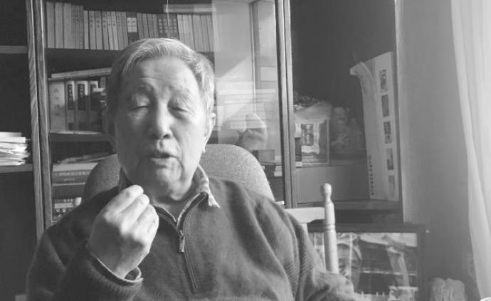著名作家从维熙告别仪式将于11月2日在北京八宝山举行