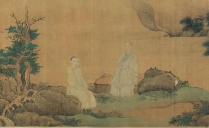 """從明清山水人物畫中看文士生活的""""幽居與雅集""""之樂"""