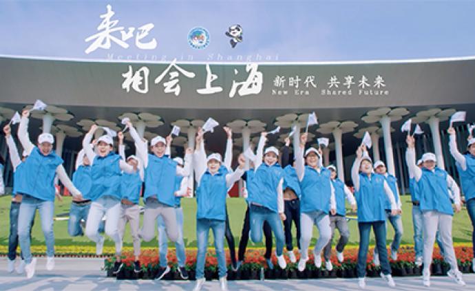 新時代奮斗者   讓微笑成為名片,七旬老人也來當志愿者
