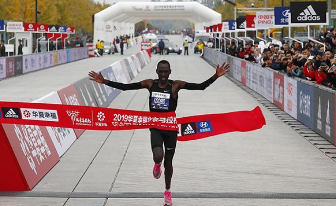 冠軍都是外國選手拿,中國辦馬拉松就沒意義了嗎
