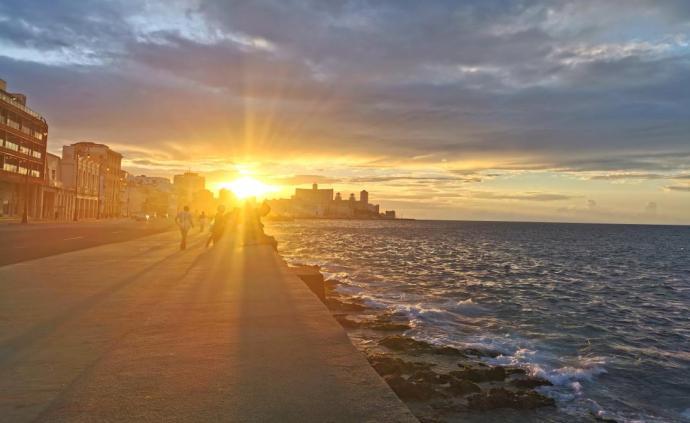 古巴笔记|礼物,大洋两岸荣耀着的古巴人