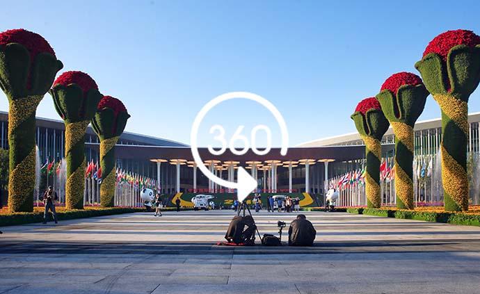 進博會VR|燃!90秒回顧第二屆進博會盛況