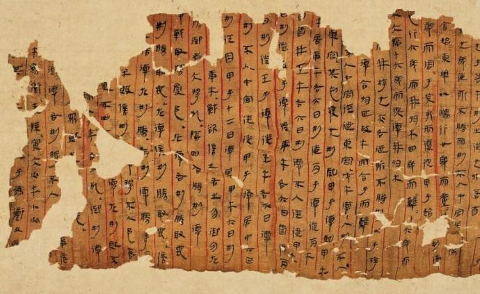 從包山楚簡、馬王堆帛書到走馬樓吳簡,湘博呈現千年簡帛遺墨