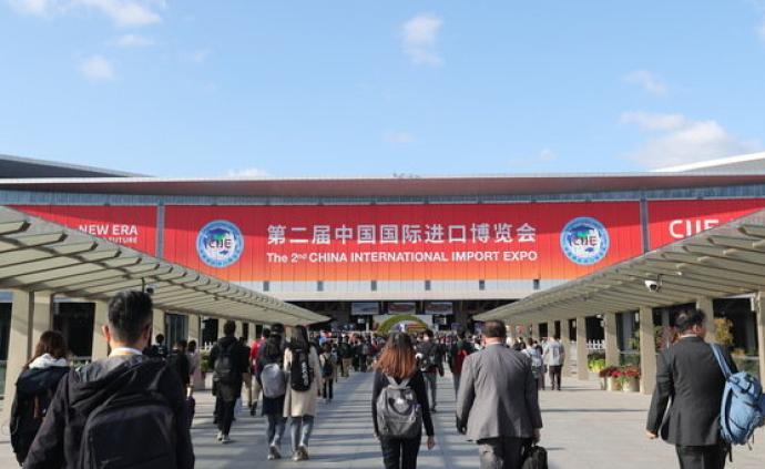 第二届进博会折射营商环境持续优化:中国市场大,欢迎你再来