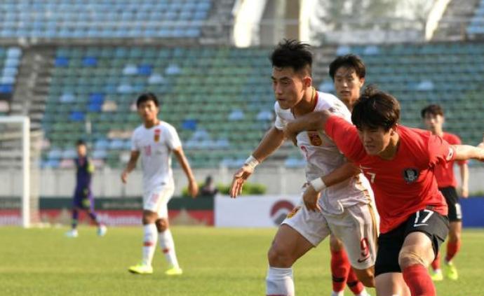 25年首次无缘亚青赛,新华社短评:U19之败殇在青训