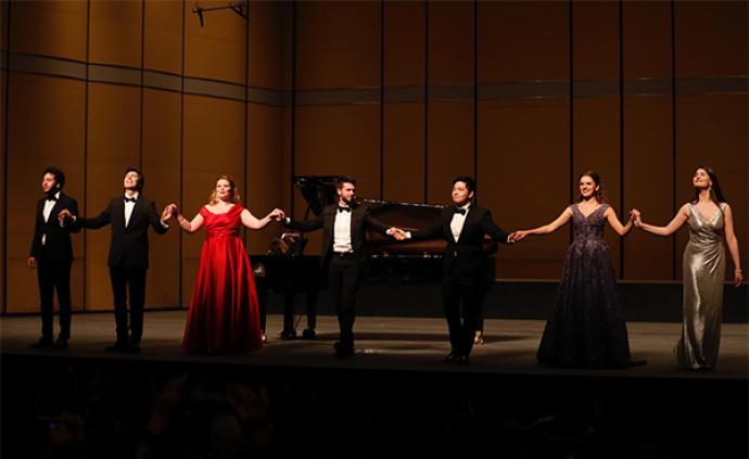 6位青年歌唱家在上海放歌,為350歲巴黎國家歌劇院慶生