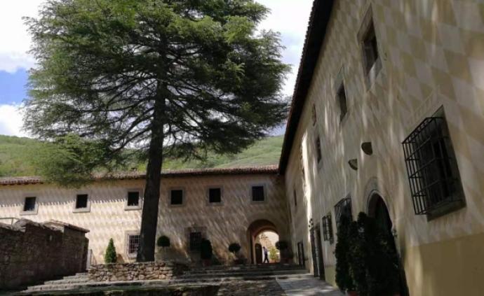 隱藏的伊比利亞②瑜斯特修道院,皇帝之死