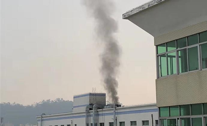 """厦门同安环境局回应""""市民投诉工厂外排刺激性气体"""":正调查"""