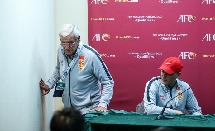 里皮宣布辭去國足主帥一職:我的年薪很高,我承擔這個責任