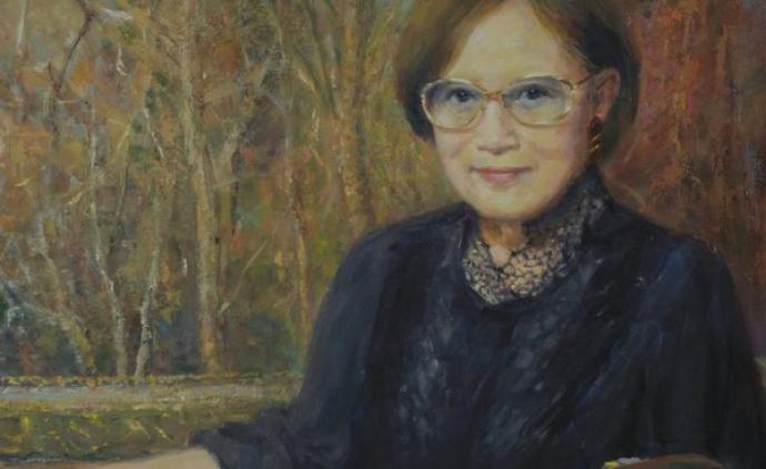 口述·蘇州美專⑤|90歲董蕾:還原真正的顏文樑與藝術之夢