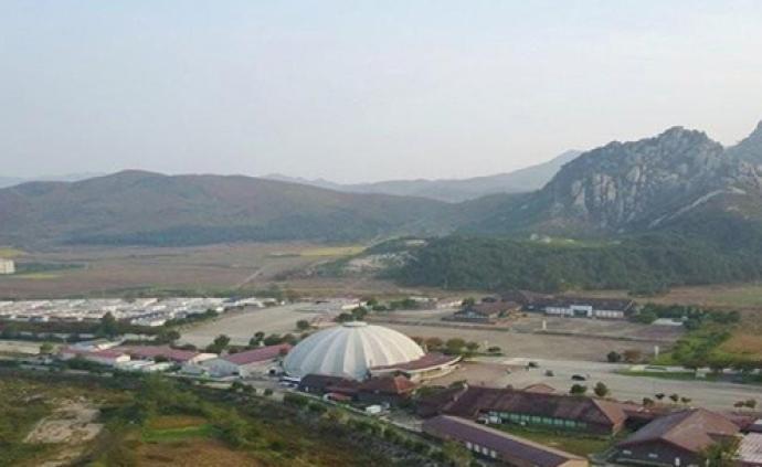 朝鮮就金剛山設施拆除向韓國發最后通牒,韓方:協商立場不變