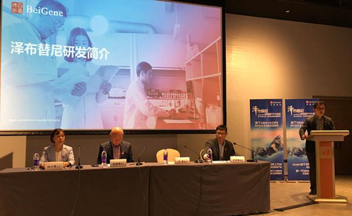 中國抗癌新藥在美獲批上市,研發企業稱明年有望在國內獲批