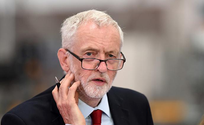 科爾賓:若工黨勝選,將為英國人提供免費光纖寬帶