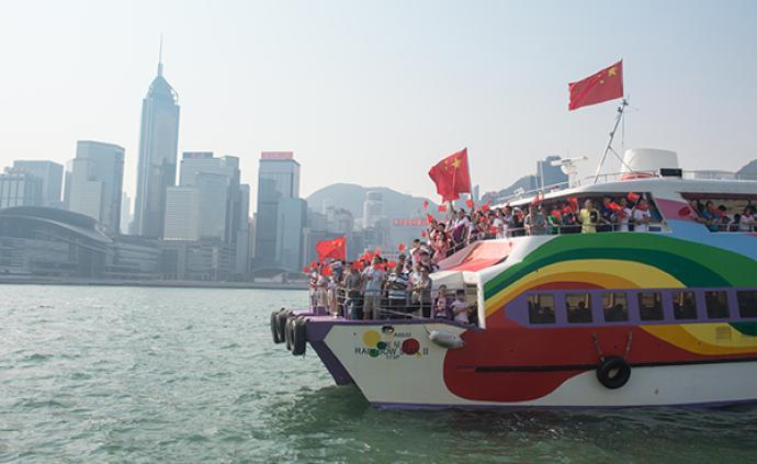 國際銳評丨香港問題三個清晰信號不容誤判
