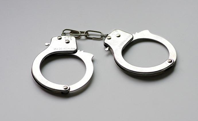 上海檢察機關依法對盧焱決定逮捕