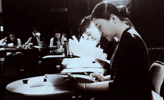 """郝蕾出演赖声川新剧?#23545;?#32463;如是》,一次""""如是""""的因?#23548;?#20250;"""