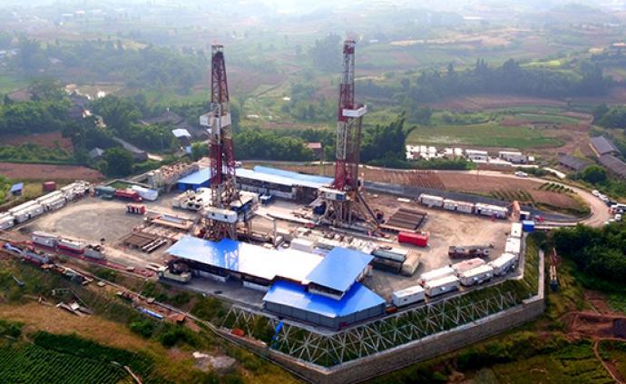中石化取得第二個頁巖氣采礦權:威榮頁巖氣田獲采礦許可證