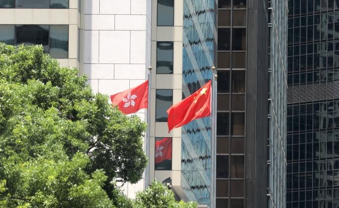 香港特區政府:期望美國政府謹慎處理涉港法案