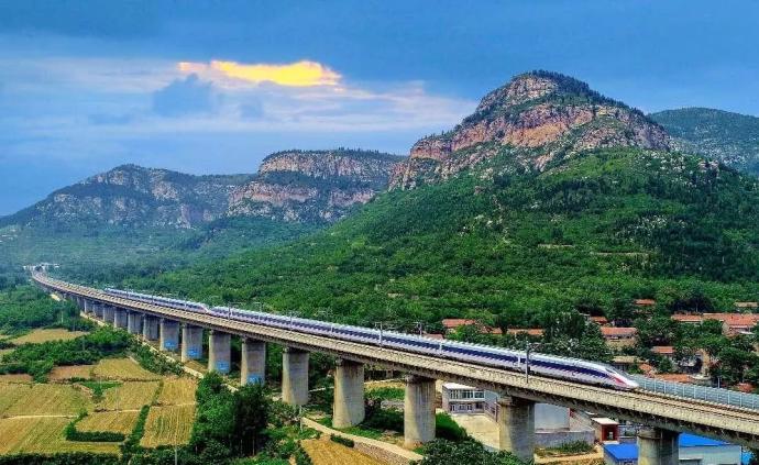 山東將開行環形高鐵,日照西至曲阜段通車時間將公布