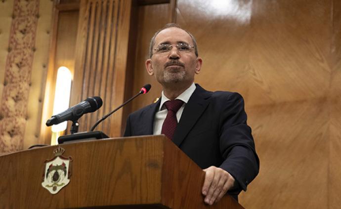 約旦外交大臣:以總理吞并約旦河西岸的計劃將破壞和平努力