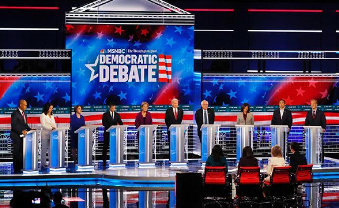 誰能成為擊敗特朗普的那個人,民主黨大選第五場辯論后的疑問