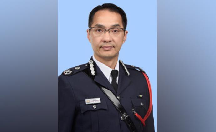 飛虎隊前指揮郭蔭庸任香港警務處高級助理處長、行動處處長