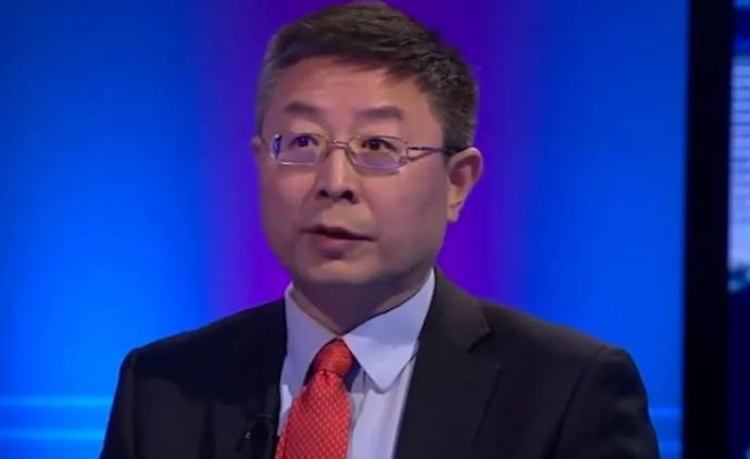 驻英公使马辉接受BBC采访:干预中国内政一定会承担后果