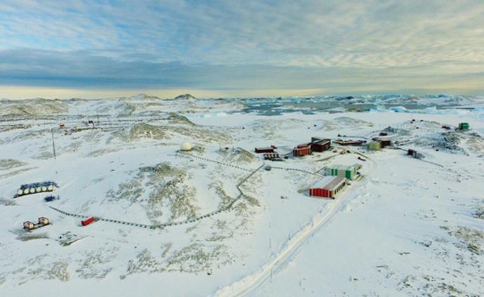 這張科考建站版圖,濃縮了中國從南極圈外挺進南極內陸的歷史