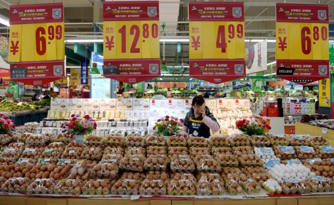 豬肉價格回落,雞肉雞蛋價格出現明顯下降