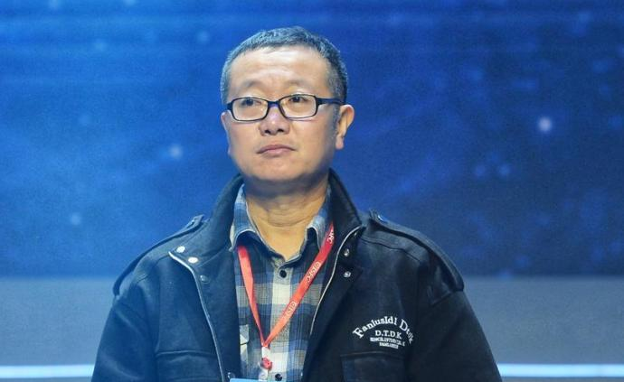 """成为""""银河科幻名人堂""""首位入选者,刘慈欣:并不是终点"""