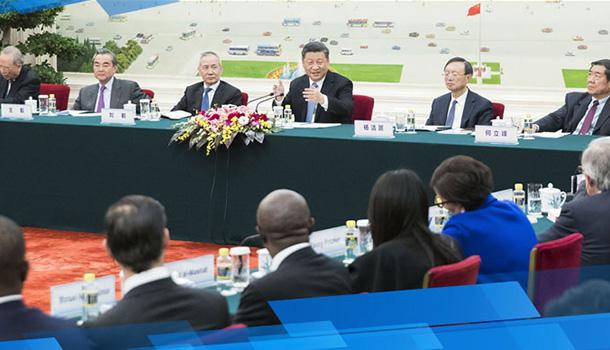 """中國夢不是""""霸權夢"""" 習近平這些話亮明中國態度"""