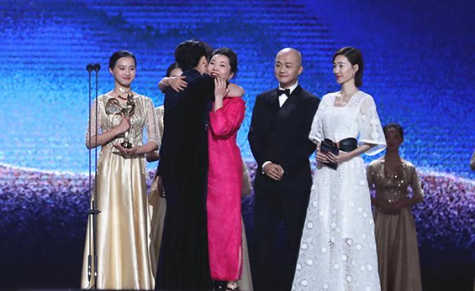 """電影金雞獎昨夜頒出,""""上海隊""""表現出色"""