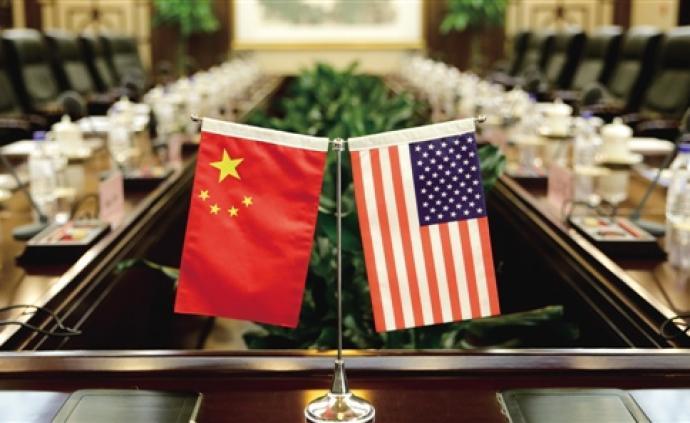 魏鳳和與美國國防部長埃斯珀舉行會晤