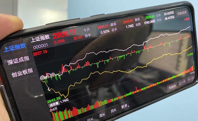 秦洪看盤 資金轉向,A股市場傳統產業股受寵