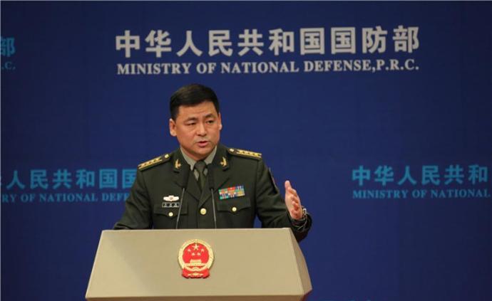 中国第二艘航母近期服役?国防部回应