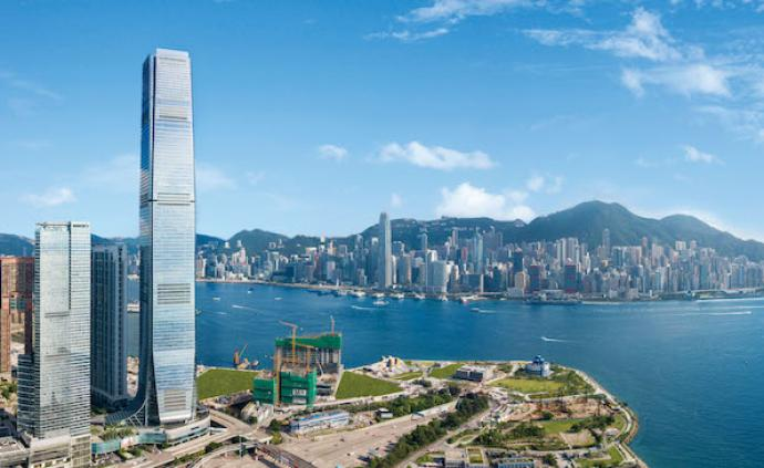 新鸿基422亿港元投得香港西九龙站上盖商用地块