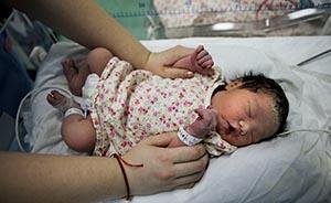 上海孕产妇婴儿死亡率多年保持发达国家水平