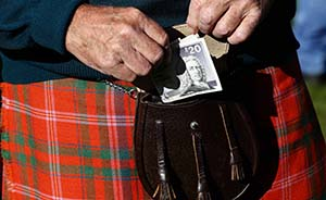 苏格兰会独立么?