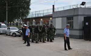 哈尔滨杀警越狱案追踪:检察机关调查称看守所人员违反规定