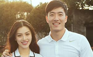 刘翔新娘是富二代:在校就开百万豪车,一直喜欢运动员