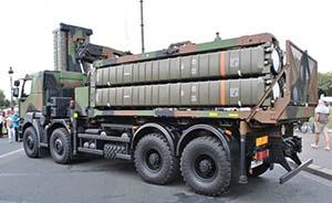 """中国""""红旗-9""""恐被抛弃,土耳其宣布与欧洲谈判采购导弹"""