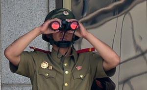 入境朝鲜后请求接妻儿共同生活,韩国一公民现被劝返