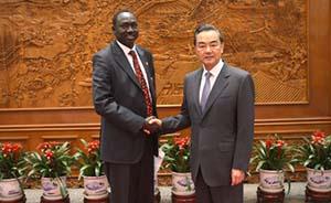 """南苏丹内乱双方""""打太极"""",外交部:中方望早日实现和平"""