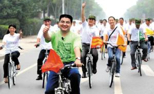 陈光标在人民日报发文倡议公众人物要行动起来,提四点建议