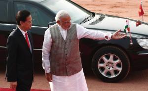 """印度""""南海油气勘探权""""扩大,加速向越南卖巡逻艇"""