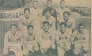 民国时代的中国足球:亚洲第一,奥运十六强
