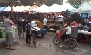 """深圳一居民""""十年投诉占道商贩600次""""无果,被逼成上访户"""